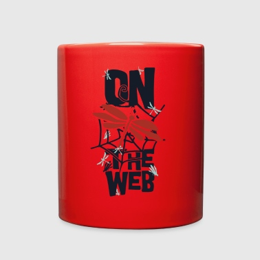 on the web - Full Color Mug