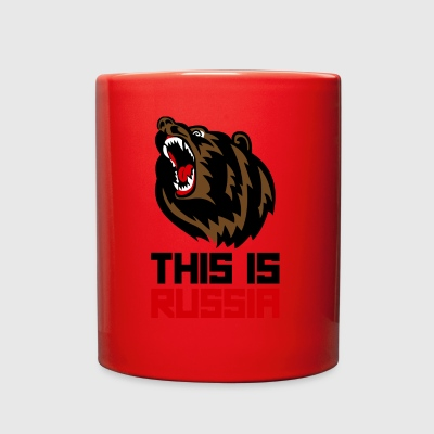This is Russia - Full Color Mug