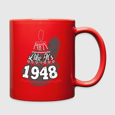Party Like is 1948 Cleveland Indians - Full Color Mug