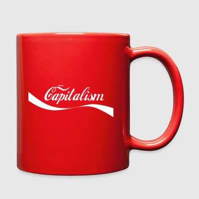 Enjoy Capitalism (White) - Full Color Mug