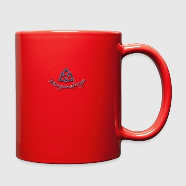 Morganafreya Celtic Knot Icon - Full Color Mug