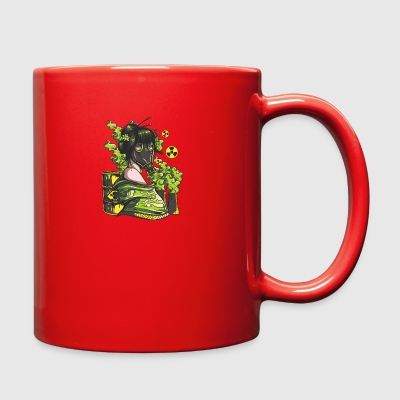 Nuclear mask - Full Color Mug