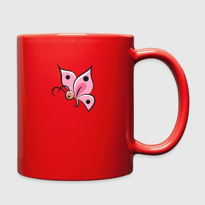 butterfly-fly-insect - Full Color Mug