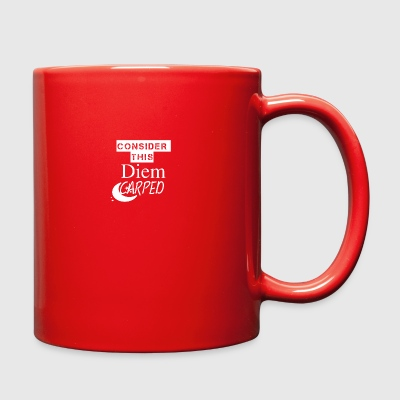 Consider this Diem Carped - Full Color Mug