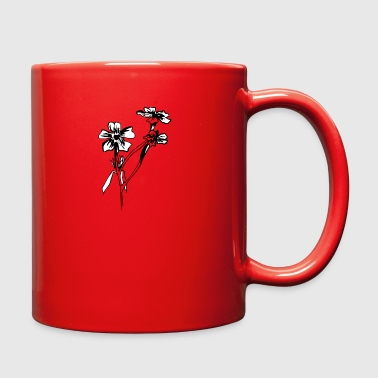 flowerous - Full Color Mug