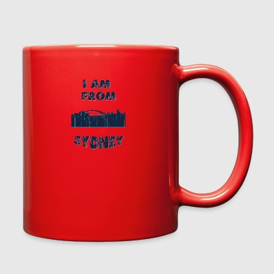 SYDNEY I am from - Full Color Mug