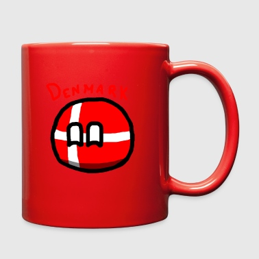 Denmark - Full Color Mug