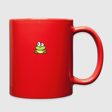 frog - Full Color Mug