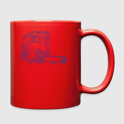 Truck - Full Color Mug