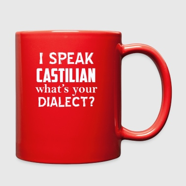 CASTILIAN dialect - Full Color Mug