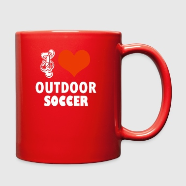 SOCCER DESIGN - Full Color Mug
