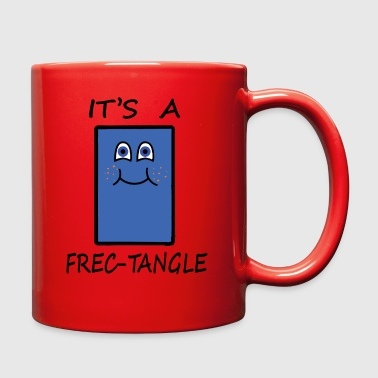 Frectangle, the freckled rectangle - Full Color Mug