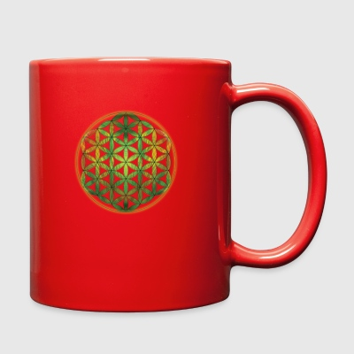 flower of life - Full Color Mug