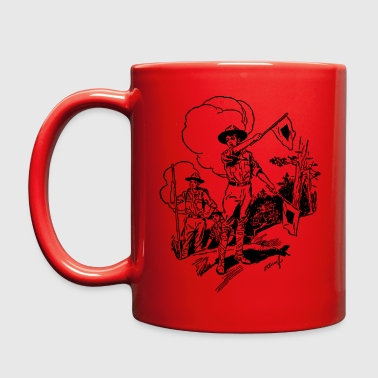boy Scouts - Full Color Mug