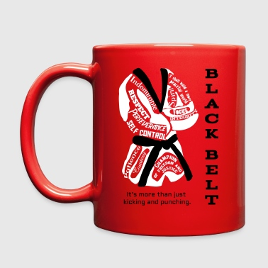 Black Belt - Full Color Mug