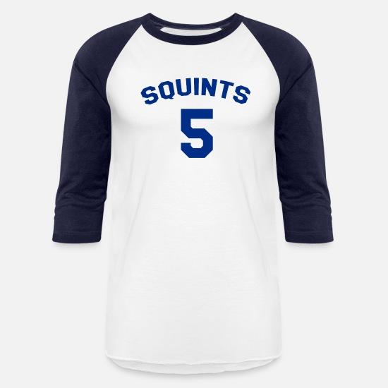 77f973359 Squint T-Shirts - The Sandlot - Squints Jersey - Unisex Baseball T-Shirt