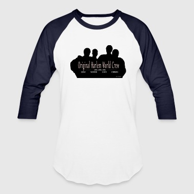 School Clubs Harlem World Crew the4 - Baseball T-Shirt