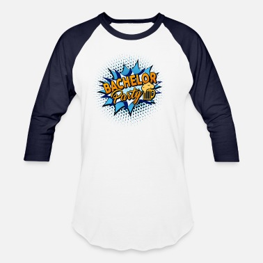 Wedding Party Junggesellenabschied Bachelor Party Team - Unisex Baseball T-Shirt