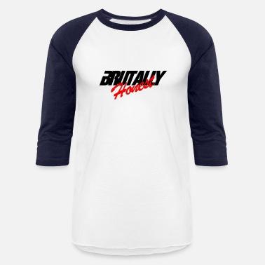 BRUTAL TRUTH Men Women Long Sleeve T-Shirt Metal Band Unisex Baseball Raglan Top