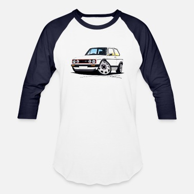 Golf Gti golf gti - Baseball T-Shirt