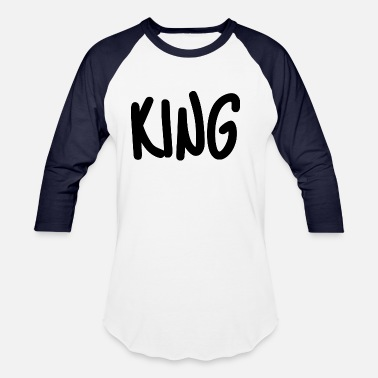 Firma King design - Baseball T-Shirt