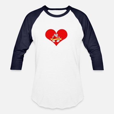 Love You Love you - Unisex Baseball T-Shirt