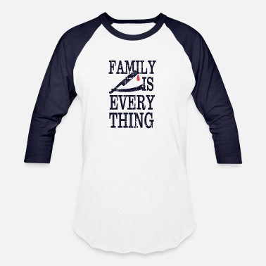 Family Values Family is Everything | Best Gift for family values - Baseball T-Shirt