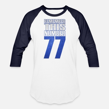 Luka Basketball player Luka - Unisex Baseball T-Shirt