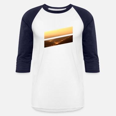 5103ee25b7059 Sunlight Forest morning sunlight - Unisex Baseball T-Shirt
