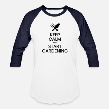 Funny Nursery Quotes Gardening funny quote - Baseball T-Shirt