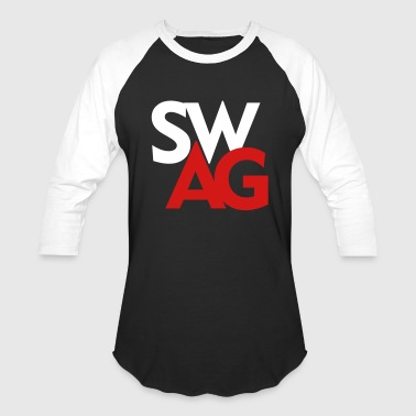 swag_tshirt_design - Baseball T-Shirt