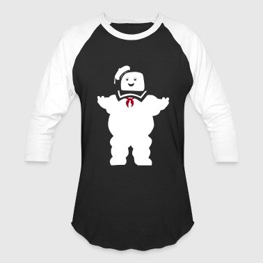 Stay puft - Baseball T-Shirt