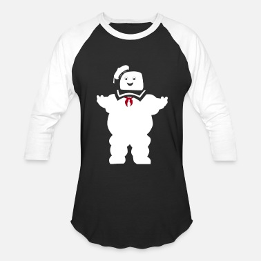 Stay Puft Marshmallow Man Stay puft - Baseball T-Shirt