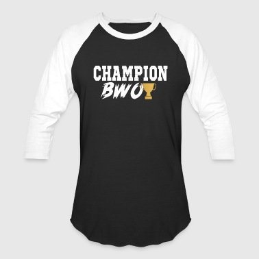 Champion Bwoy - Baseball T-Shirt