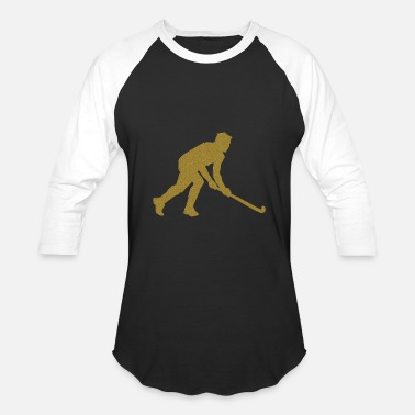 Golden Club Golden Floorball - Baseball T-Shirt