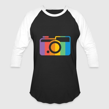 POLAROID - Baseball T-Shirt