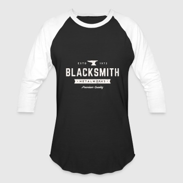 Blacksmith Funny Blacksmith - Baseball T-Shirt