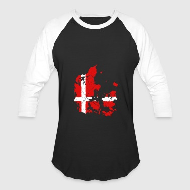 Baltic Sea Denmark Copenhagen gift Baltic danish - Baseball T-Shirt