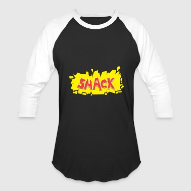 snack - Baseball T-Shirt