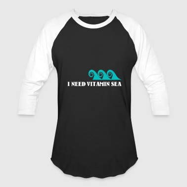 Vitamin Sea - Vitamin C / Gift Idea - Baseball T-Shirt