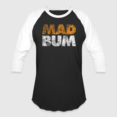 Madbum Distressed - Baseball T-Shirt