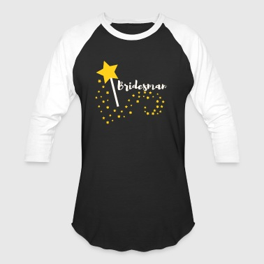 Pixie Dust Bridesman - Baseball T-Shirt