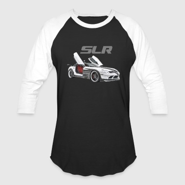 Mercedes Amg SLR - Baseball T-Shirt