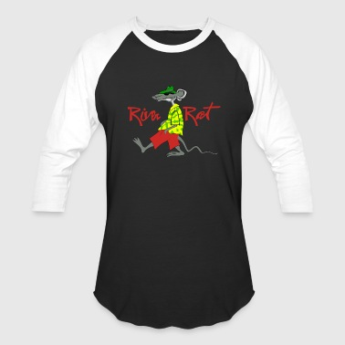 River Rat Beach - Baseball T-Shirt