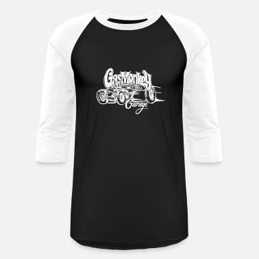 9fdb3c4eaf6 Gas Monkey Gas Monkey Garage - Unisex Baseball T-Shirt