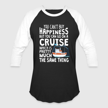 Vacation You Can Go On A Cruise T Shirt - Baseball T-Shirt