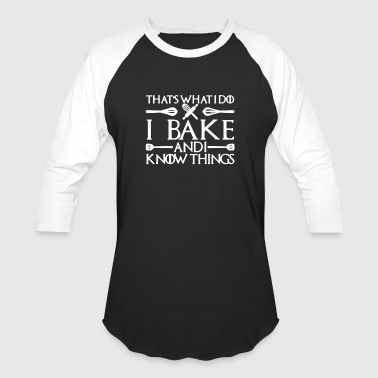 Bake Shirt - Baseball T-Shirt