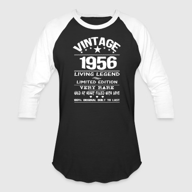 1956 Made In 1956 VINTAGE 1956 - Baseball T-Shirt