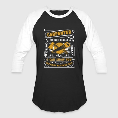Carpenter T Shirt - Baseball T-Shirt