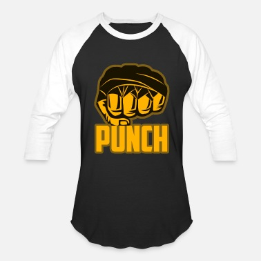 Punch Punch - Baseball T-Shirt